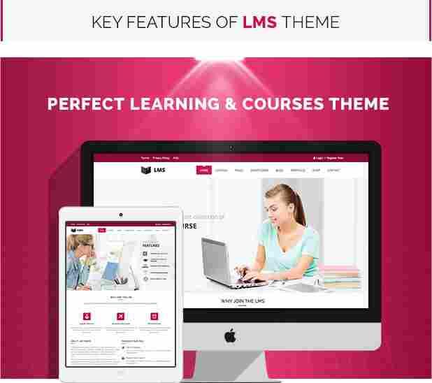 - lms theme - Side Navigation
