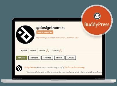 - buddy press - Landing Page