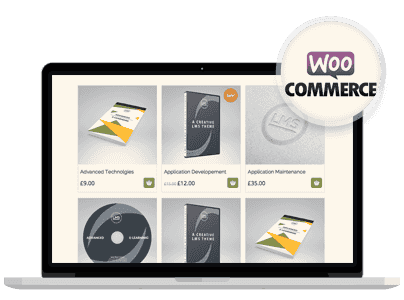 - woo commerce - Landing Page