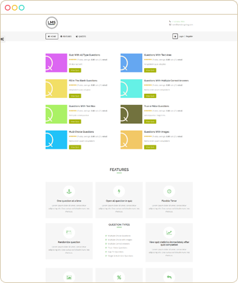 - pointssystem - Landing Page