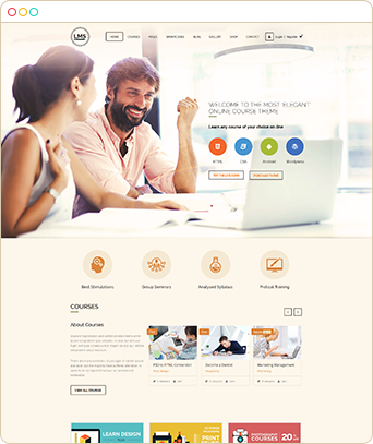 - sensi - Landing Page