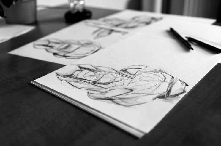- Advance Sketching C08 01 02 - Advance Sketching – C08-01