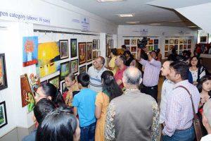 - Art Exhibition 2017 08 300x200 - Arts Exhibition 2017