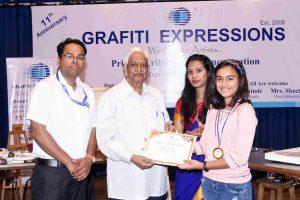 best art classes - Art Exhibition 2018 11 300x200 - Arts Exhibition 2018 – Grafiti Expressions – Student Art Work