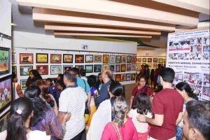 best art classes - Art Exhibition 2018 19 300x200 - Arts Exhibition 2018 – Grafiti Expressions – Student Art Work