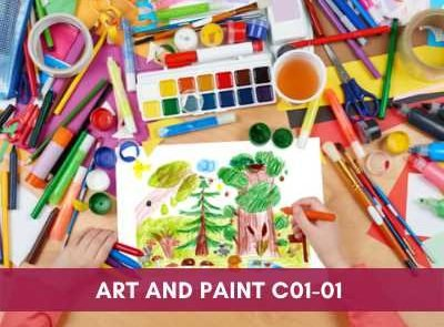 all courses - Art and Paint C01 01 8 400x295 - All Courses