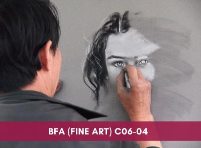 all courses - BFA Fine artC06 04 400x295 - All Courses