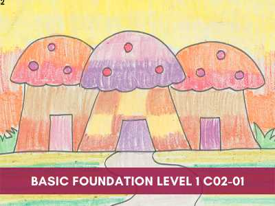 [object object] - Basic Foundation Level 1 C02 01 - Online Art Courses for Age 4 to 15 yrs Kids in Pune, India Grafiti Expressions