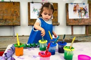 art & craft classes - Basic Foundation Level 1C02 01 5 300x200 - Basic Foundation Level 1 C02-01 Course Gallery