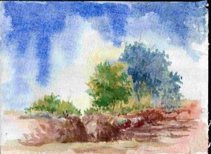 drawing classes - Basic Landscape C05 05 2 300x219 - Basic Landscape C05-05 Course Gallery