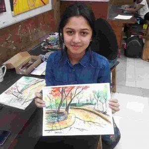 drawing classes - Basic Landscape C05 05 5 300x300 - Basic Landscape C05-05 Course Gallery
