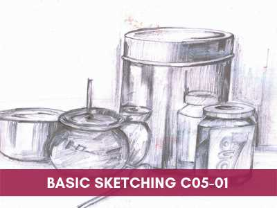 [object object] - Basic Sketching C05 01 - Online Art Courses for Age 4 to 15 yrs Kids in Pune, India Grafiti Expressions