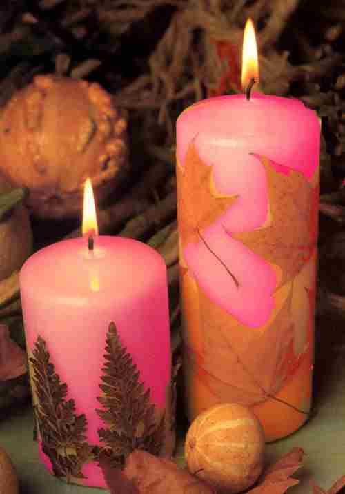 candle making - Candle Making C11 08 01 - Candle Making