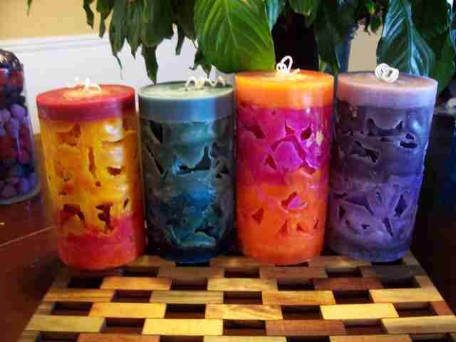 candle making - Candle Making C11 08 02 - Candle Making
