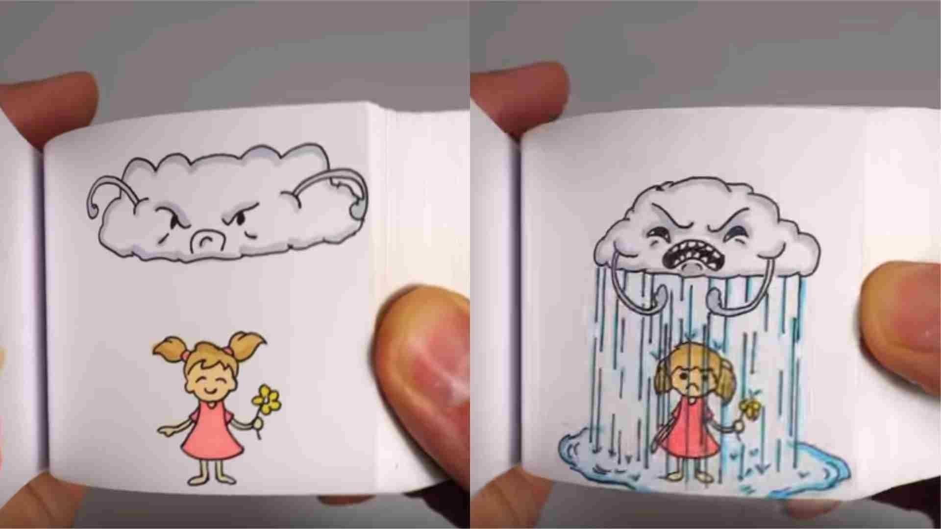 cartoon and character sketching (flip art animation) - Cartoon and Character Sketching Flip Art Animation C12 01 03 - Cartoon and Character Sketching (Flip Art Animation)