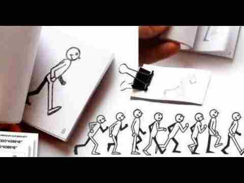 cartoon and character sketching (flip art animation) - Cartoon and Character Sketching Flip Art Animation C12 01 05 - Cartoon and Character Sketching (Flip Art Animation)