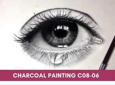 all courses - Charcoal Painting C08 06 400x295 - All Courses