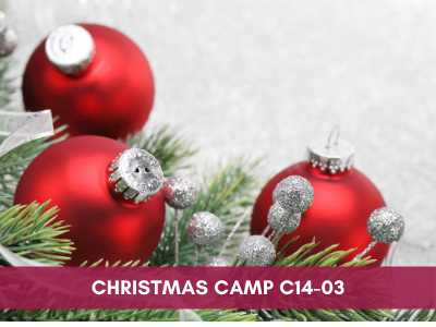 vacation camp & short courses - Christmas Camp C14 03 - Vacation Camp & Short Courses