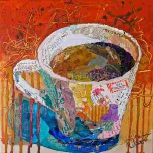 collage painting - Collage Painting C09 12 05 300x300 - Collage Painting C09-12 Course Gallery