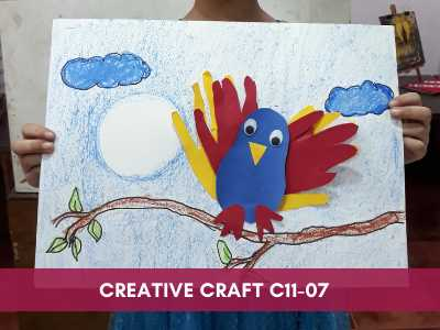 advance painting & media courses - Creative Craft C11 07 - Advance Painting & Media Courses