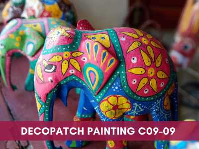 Decopatch Painting