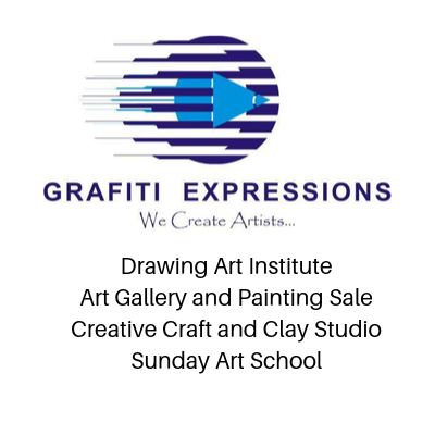 - Drawing Art InstituteArt Gallery and Painting SaleCreative Craft and Clay StudioSunday Art School 1 - Aundh Students