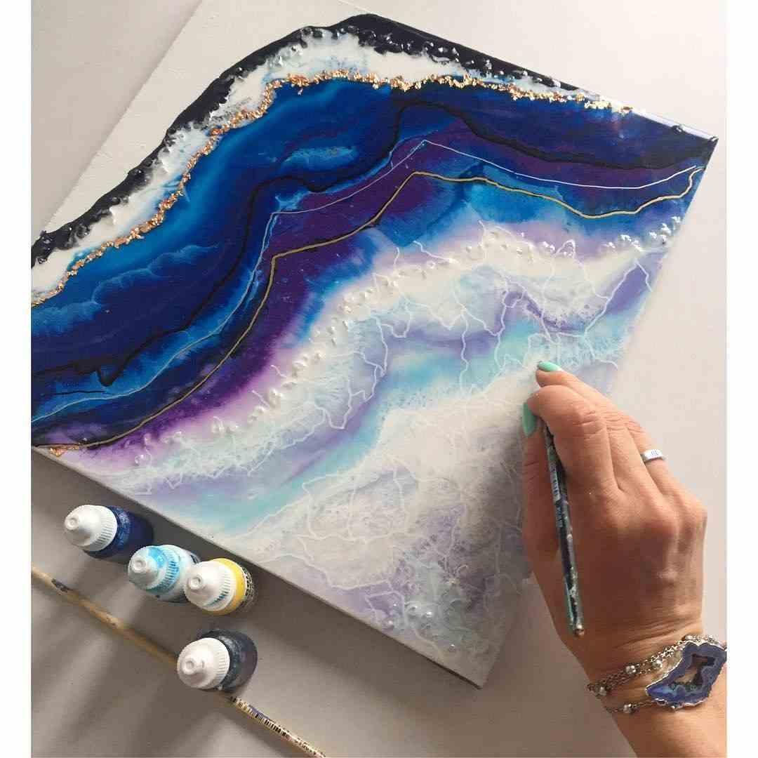 fluid art - Fluid Art C09 05 04 - Fluid Art