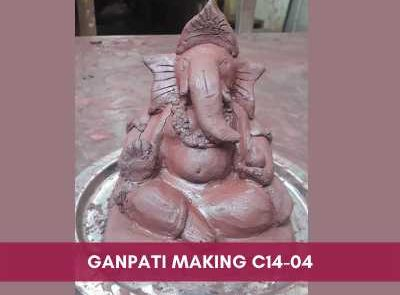 all courses - Ganpati Making C14 04 400x295 - All Courses