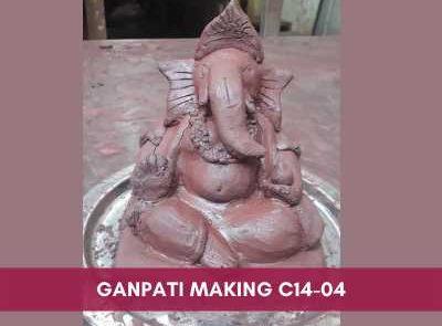 all courses - Ganpati Making C14 04 400x295 - All Courses