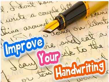 handwriting improvement | drawing painting sketching classes - Handwriting Improvement C04 01 7 - Handwriting Improvement