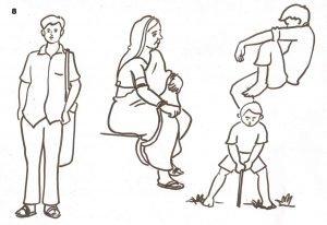 human figure and anatomy classes - Human Figure Anatomy C05 04 2 300x206 - Human Figure and Anatomy C05-04 Course Photo Gallery