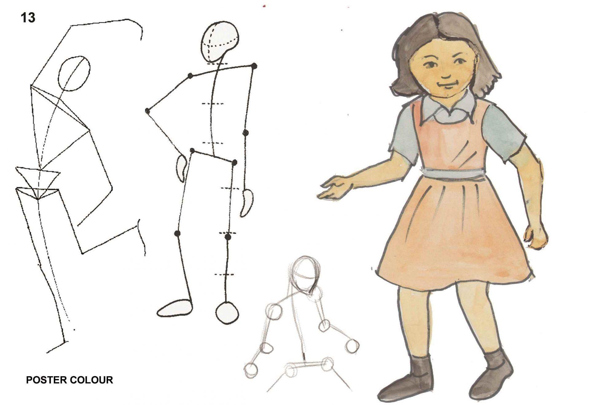 human figure & anatomy - Human Figure Anatomy C05 04 3 - Human Figure & Anatomy