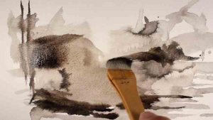 ink wash classes - Ink Wash C09 07 05 300x169 - Ink Wash C09-07 Course Photo Gallery