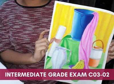 all courses - Intermediate Grade Exam C03 02 8 400x295 - All Courses