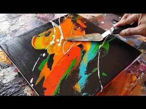 knife painting - Knife Painting C09 01 03 - Knife Painting