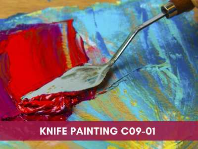 Knife Painting