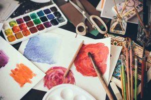 - Landscape Painting Water Colour Compose C08 08 04 300x199 - Landscape Painting (Water Colour, Compose) – C08-08