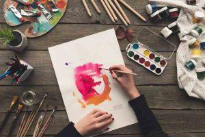 - Landscape Painting Water Colour Compose C08 08 07 300x200 - Landscape Painting (Water Colour, Compose) – C08-08
