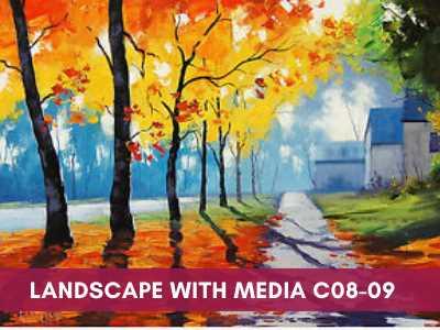 advance courses - Landscape With Media C08 09 - Advance Courses