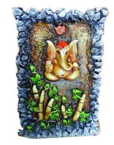 ganpati making - c14-04 - MURALE 236x300 - Ganpati Making – C14-04
