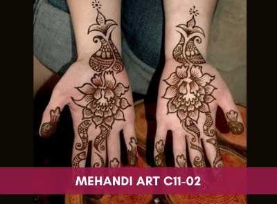 best student of the weak - Mehandi Art C11 02 400x295 - Best Student of the weak