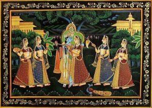- Miniature C10 01 01 300x213 - Warli, Madhubani, Miniature, Phad, Gond Painting C10-01