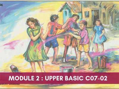 art teacher training courses - Module 2 Upper Basic C07 02 - Art Teacher Training Courses