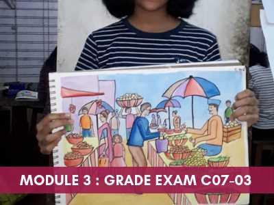 art teacher training courses - Module 3 Grade Exam C07 03 - Art Teacher Training Courses