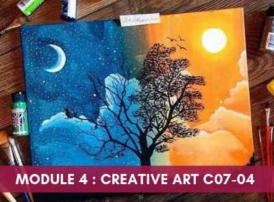 all courses - Module 4 Creative Art C07 04 400x295 - All Courses