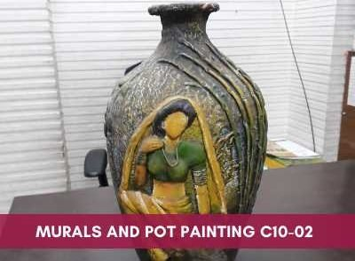 all courses - Murals and Pot Painting C10 02 400x295 - All Courses