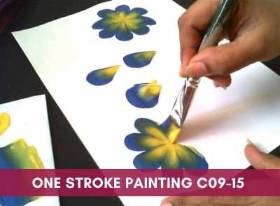 all courses - One Stroke Painting C09 15 400x295 - All Courses