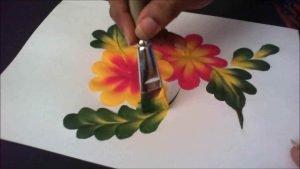 - One stroke Painting C09 15 01 300x169 - One stroke Painting C09-15 Course Gallery