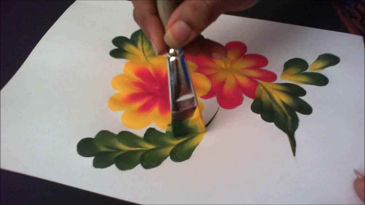 one stroke painting - One stroke Painting C09 15 01 - One stroke Painting