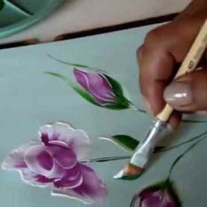 - One stroke Painting C09 15 07 300x300 - One stroke Painting C09-15 Course Gallery